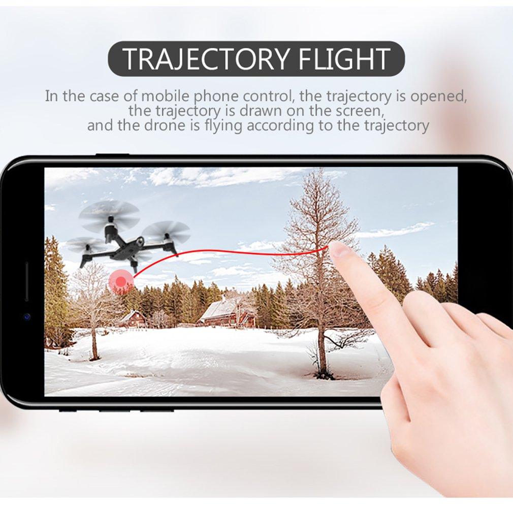 Image 5 - SG106 4K RC Drone Optische Stroom 1080P 720P HD Dual Camera Real Time Antenne Video RC Quadcopter Aircraft Helicopter Drone-in Camera Drones from Consumer Electronics