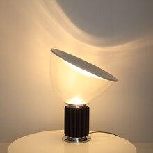 Italian Radar Designer Industrial LED Desk Light Bedroom Lamp Study Hotel Bed light Retro-European Ancient Roman Column art deco