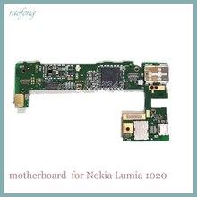 Raofeng хорошо работает Материнская плата для Nokia Lumia 1020 разблокирована с системой android Материнская плата замена с чипами материнская плата