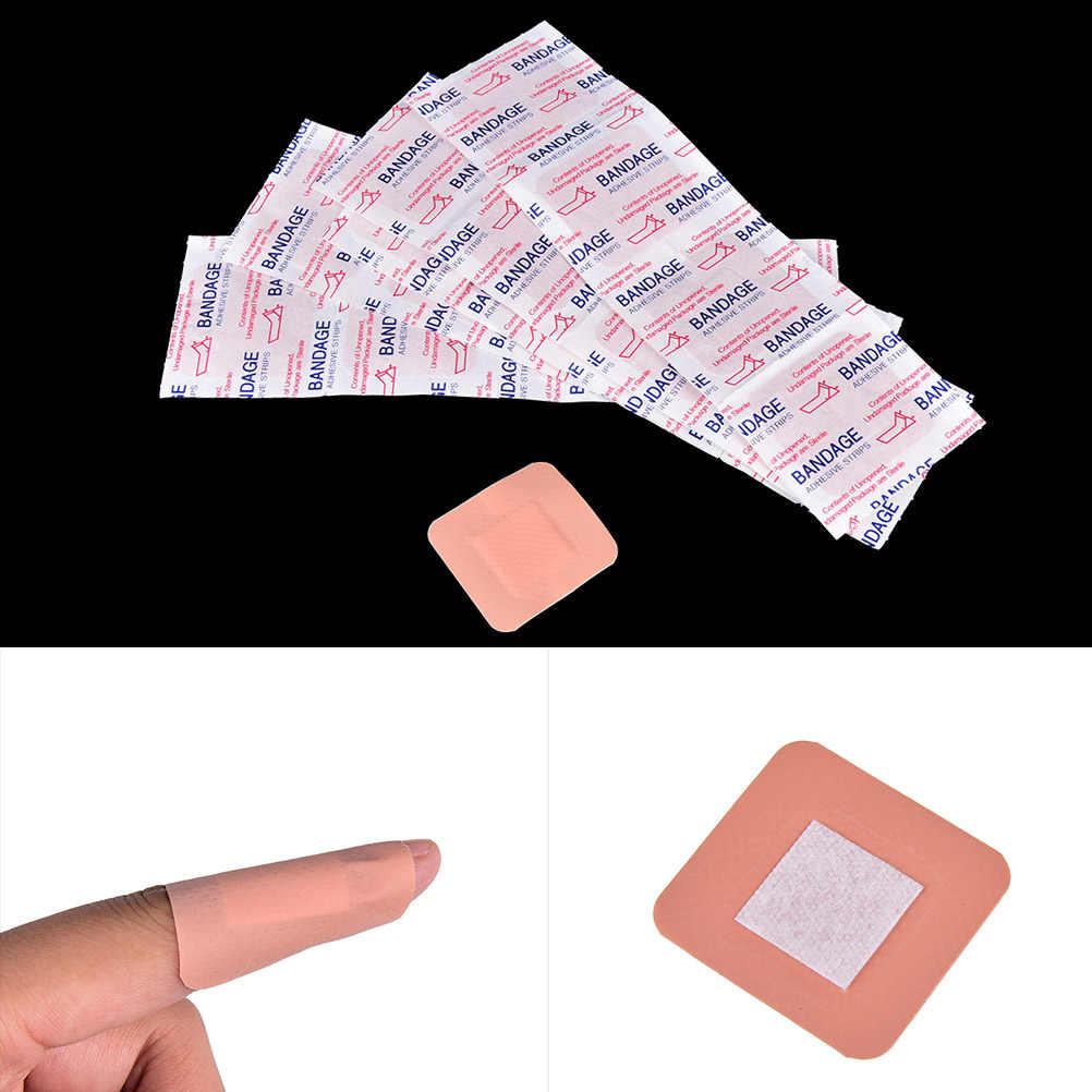Trousse de premiers secours étanche 20 pièces pour enfants et enfants pour soins de la peau Bandages adhésifs pour hémostase