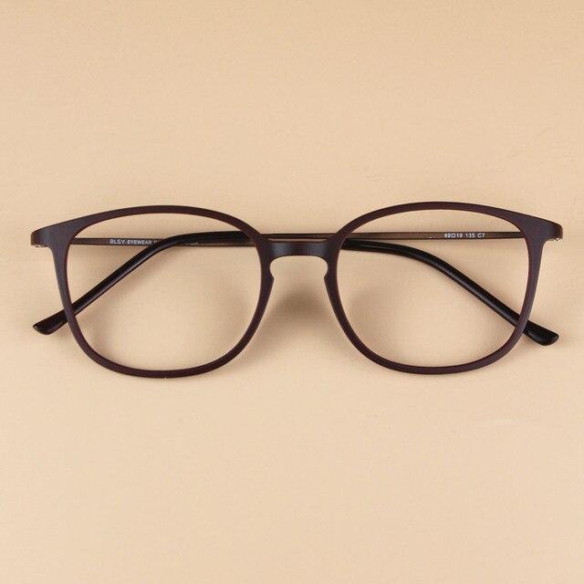 49809b9ce0828 2017 Nieuwe Vintage Brillen Mannen Mode Bril Frames Merk Brillen Voor  Vrouwen Armacao Oculos De Grau
