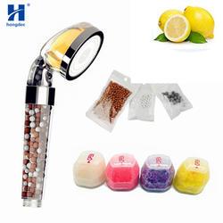 Hongdec экономия воды витамин C фильтр ручной душ замена головки витамин C Ион мяч