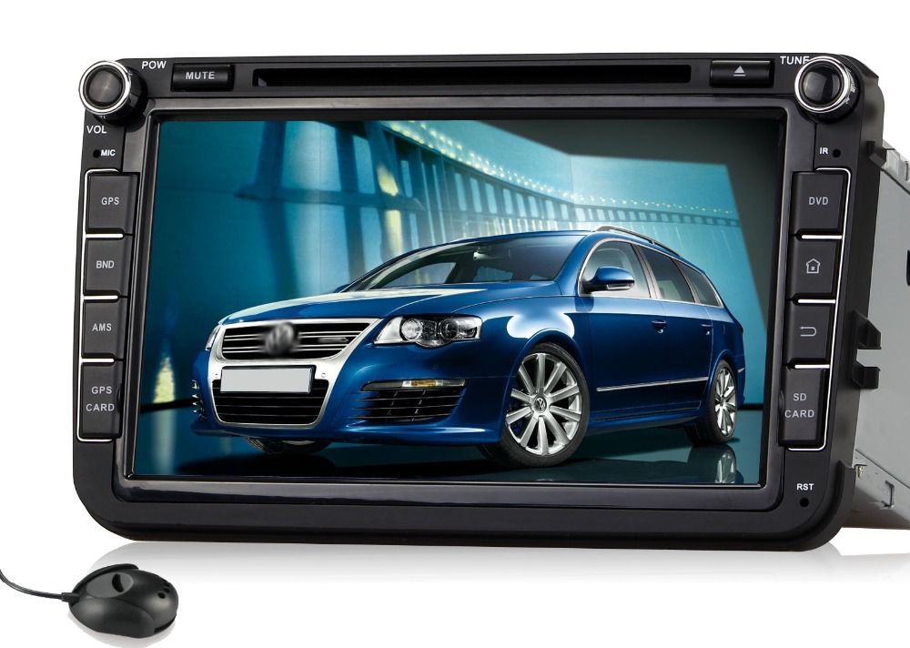 octa core 8 android 6 0 car radio dvd gps for vw. Black Bedroom Furniture Sets. Home Design Ideas