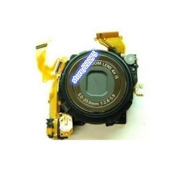 95%New Lens Zoom Unit For Canon FOR IXUS105 FOR IXUS 105 SD1300 IXY200F Digital Camera Repair Part + CCD