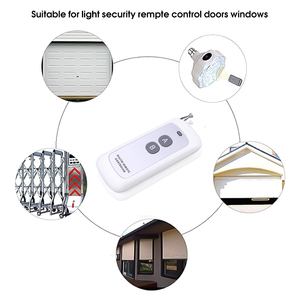Image 2 - Kebidu 433 MHz รีโมทคอนโทรลไร้สาย Presenter ตัวควบคุม RF โมดูล 2/4 Keys สำหรับ Gate ประตู