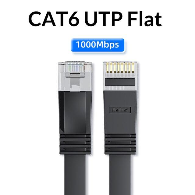 UTP CAT6 Flat