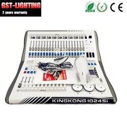 Sprzęt Dj Kingkong 1024SI oświetlenie z ruchomą głowicą konsoli DMX światła sceniczne
