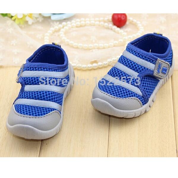 2015 Nowe marki sneaker 19.5-22cm buty dziecięce First STep boy / - Obuwie dziecięce - Zdjęcie 5