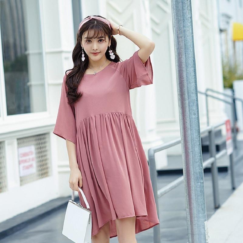 New summer maternity clothing maternity dresses pregnancy women dresses high quality dress maternity summer clothing 1610