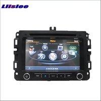 Liislee Voor Dodge Ram 1500 2500 3500 Halen 2010 ~ 2016 Auto Radio Stereo Dvd-speler GPS Nav Kaart Navigatie Wince & Android systeem