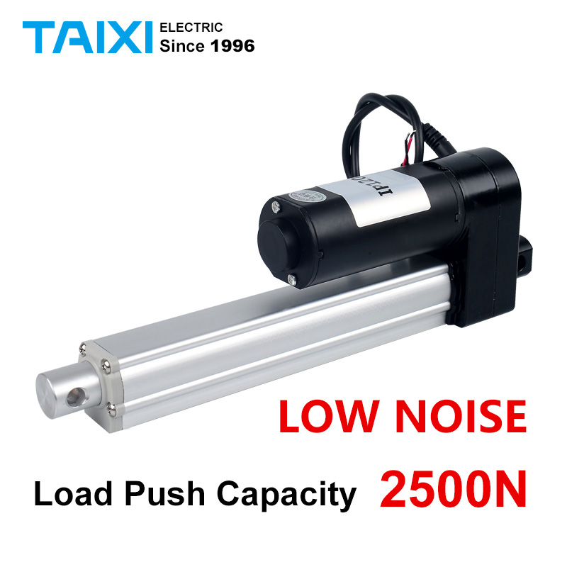 Force 400 lbs Speed 0.98//sec 12 VDC Stroke Size 20 Progressive Automations Linear Actuator IP66