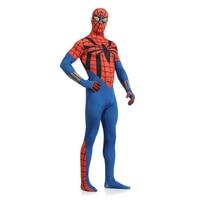 2017 Cadılar Bayramı Yeni Renkli Örümcek adam cosplay kostüm Lycra Spandex Zentai Örümcek içinde Göğüs için Serin Soğuk Zentai suit yetişkin