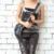 Maestro de acero gótico Steampunk bolso femenino 2016 de ocio bolsa de hombro hombres y mujeres del monedero de la personalidad punk pierna bolso de la cintura ocasional bolsa
