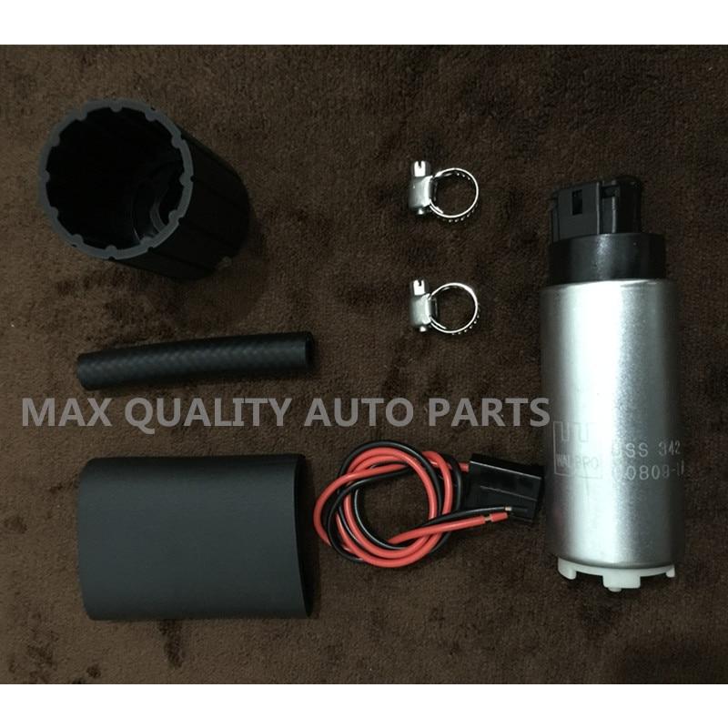 Gratis pengiriman 3 pcs intank pompa bahan bakar Walbro gss342 255LPH - Suku cadang mobil
