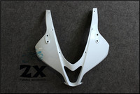 Complete Fairings For Upper Front Head Fairing Cowl Nose Cowl For HONDA CBR600RR 2007 2008 Unpainted