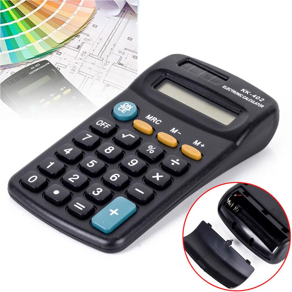 Calculator School-Supply Multifunctional Electronic Student Pocket Portable Mini 8 8-Digits