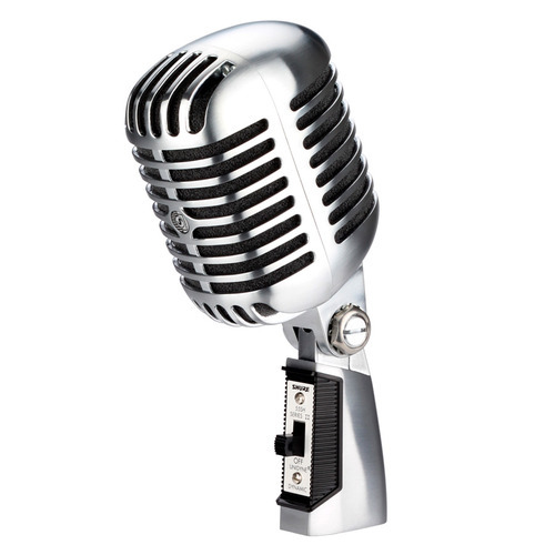 55 sh II classic retro nostalgia microphone classical swing Professional Dynamic Wired Microphone Vocal With Switch Good Quality