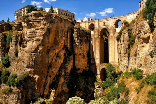 Image result for ronda bridge