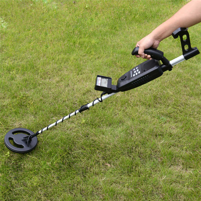 Underground Searching Metal Detector MD-3500 Upgraded Hobby Groud Gold Digger Treasure hunter Hunting Detector MD3500 depth 1.5m md 3010ii lcd back light display underground metal detector treasure hunter hobby upgraded metal detectors md3010ii