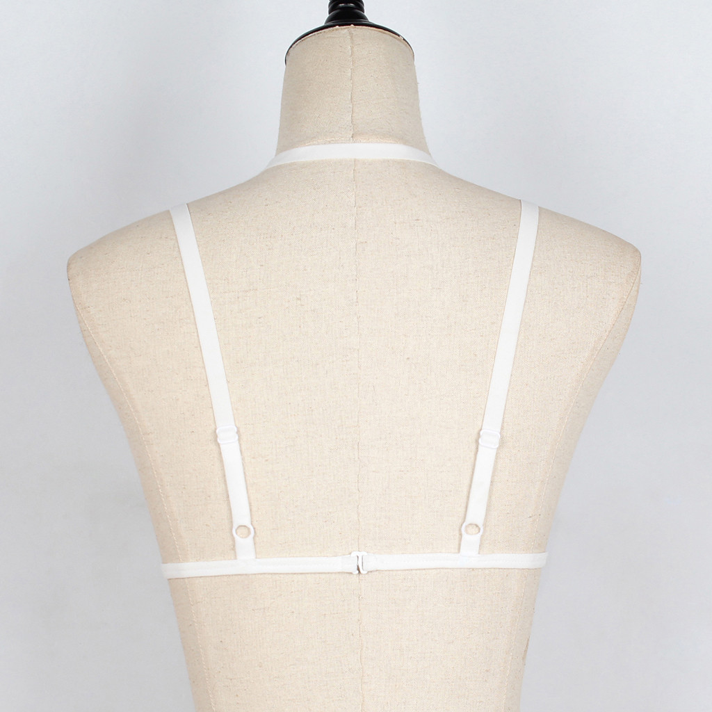 Dantelli Sutyen Sexy Sport Polyester Bra Briefs Bralette Top Women Yoka Bandage Bra Lingerie Corset Push Up Underwear Lace Bra