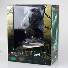 Attack on Titan Levi Eren PVC Figure 25cm