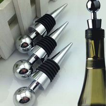 6 Pcs Champagne Wine Bottle Silver Stopper Portable Sealer Home Bar Olive Sparkling Cap Kitchen Tools