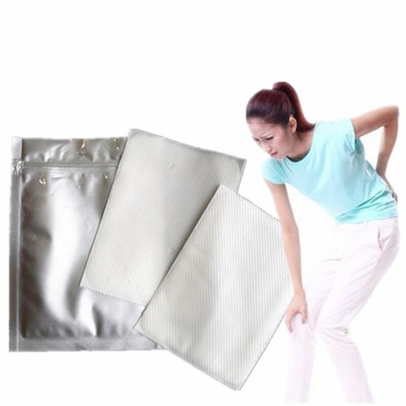 2 коробки = 10 шт Горячая комфортные гелевые охлаждающие болевые патчи 10*14 см от боли в спине шеи и плеч без бокового эффекта забота о здоровье