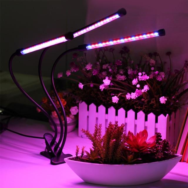 Full Spectrum USB Power Supply LED Grow Lights/Plant Growing Lamp