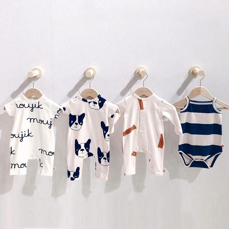 Newborn Baby Rompers Comfy Tiny Cotton Overall Summer Playsuit Baby Boys Outfit Clothing Infant Jumpsuits For Girls Cute Clothes newborn baby rompers baby clothing 100% cotton infant jumpsuit ropa bebe long sleeve girl boys rompers costumes baby romper