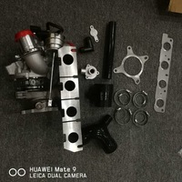 380hp пятно на k04 турбо комплекты для Volkswagen MK6 ea888 tsi двигателя