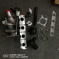 380hp blot on k04 turbo kits for volkswagen mk6 ea888 tsi engine