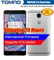 """Uno más 3 oneplus 3 t a3010 lte 4g teléfono móvil snapdragon 821 5.5 """"Android 6.0 6G RAM 64/128G ROM NFC 16MP de IDENTIFICACIÓN de Huellas Dactilares"""