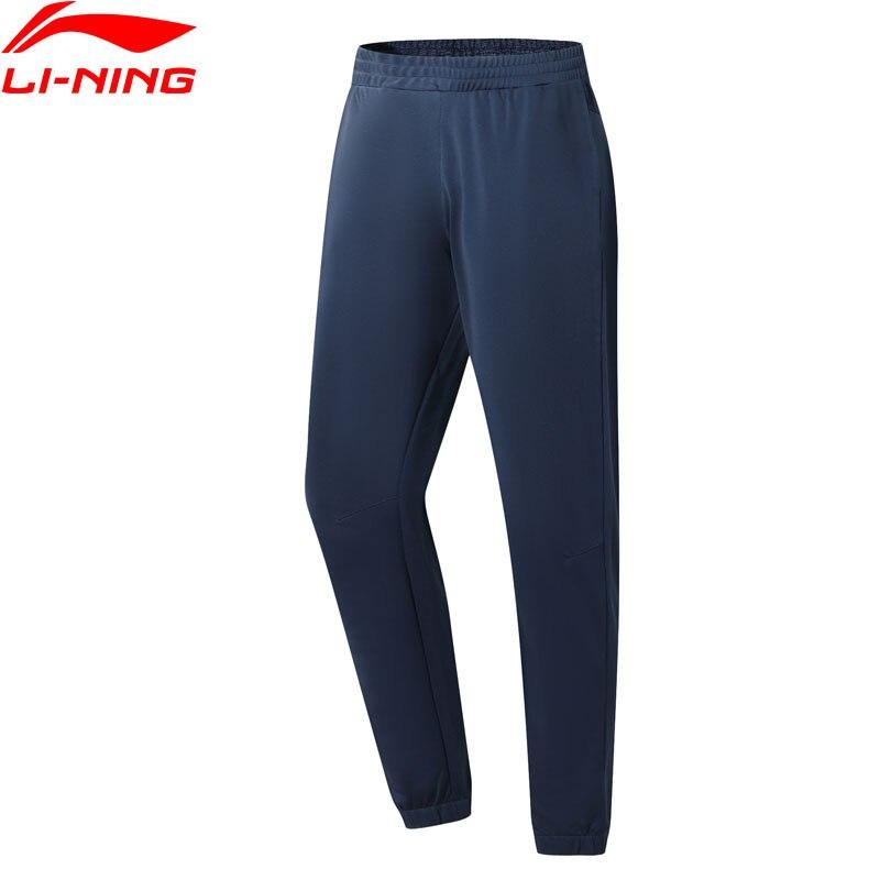 Li-Ning Men Puebla Club Soccer Series Training Sweat Pants Regular Fit Pockets Li Ning LiNing Sports Trousers AKLM753 MKY509