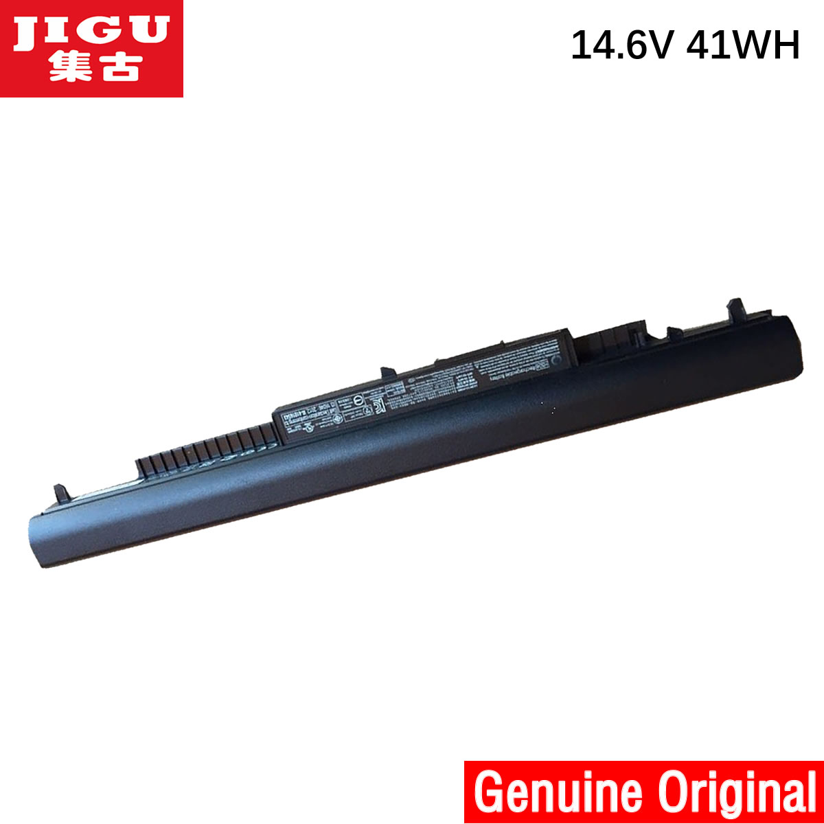 JIGU 14.6V 41WH <font><b>HS04</b></font> HS04XL HSTNN-DB7I HSTNN-IB7A LB6U N2L85AA Original Laptop Battery For HP 255 G4 256 G4 For Pavilion 14g image