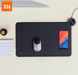 Original MIIIW Xiaomi Gaming Mouse Pad Support Mi Mix 2S Wireless Charging ABS Aluminum Smart mouse pad fast charge Mi Mix2s