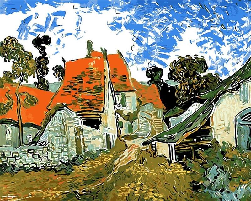 Image result for aldeia pintura abstrata