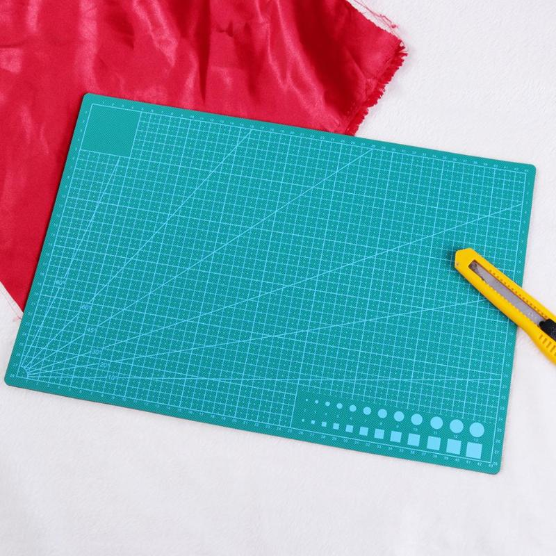 A5/A3 Cutting Mat Paper Cutting Board  PVC Self Healing Craft Card Fabric Patchwork DIY Tools Double-sided Healing Cutter