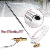 1/4 Quick Release Sand Blasting KIT Hose For Pressure Washer For KARCHER HD HDS