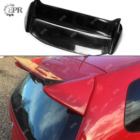 For HONDA CIVIC 7TH GEN EP Mugen FRP Rear Roof Wing Glass Fiber Spoiler Tuning For Civic EP3 Fiberglass Hatchback (USDM)(02 05)