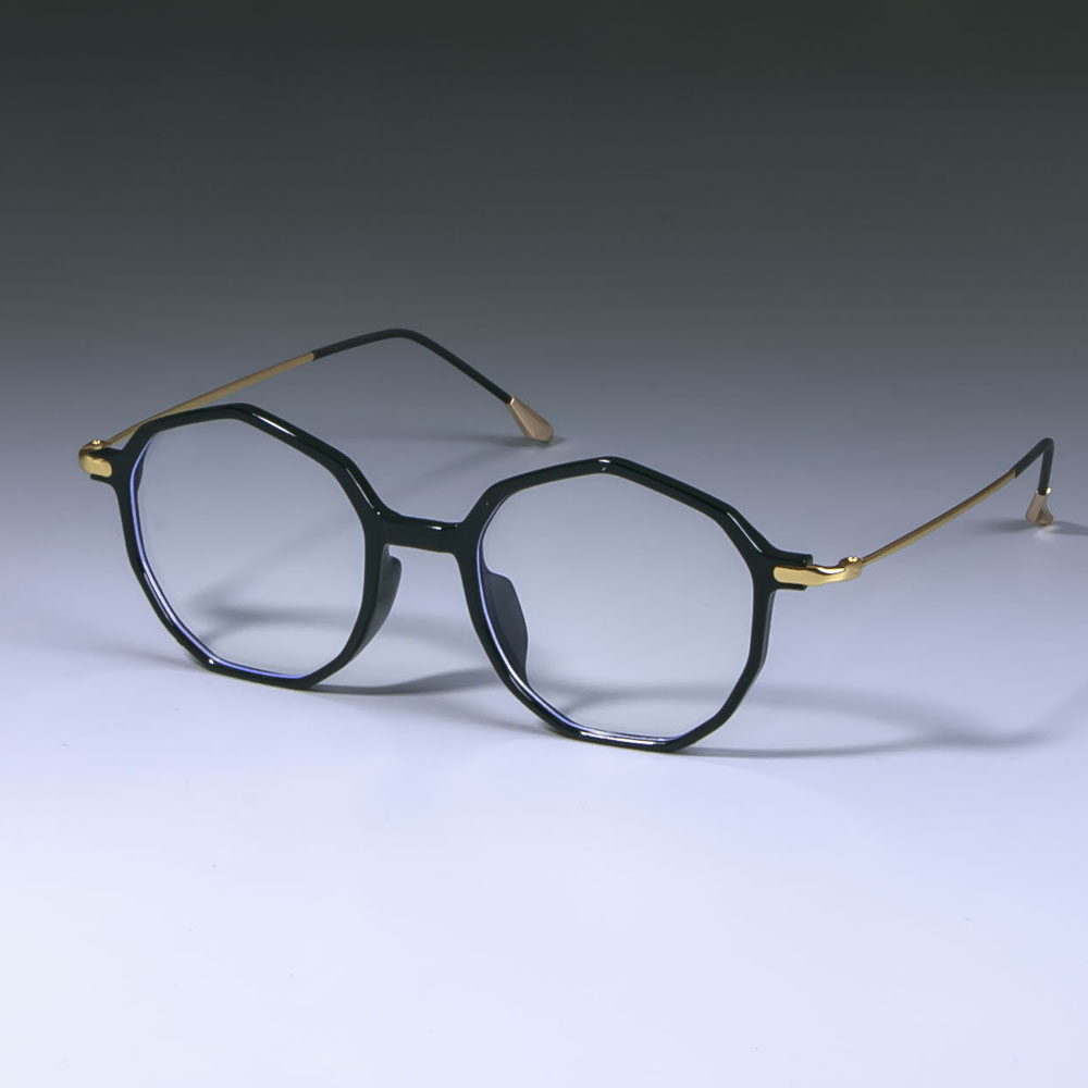 49017 Round Cat Eye Glasses Frames Men Women Optical Fashion Computer Glasses