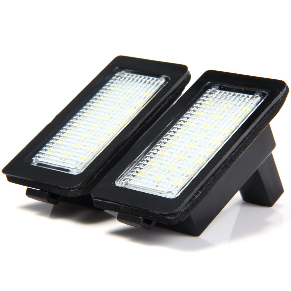 Lights On Sale: Hot Sale Car Auto License Plate Lamp Vehicle External