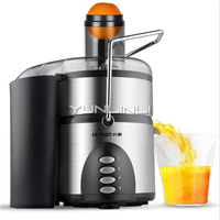 Household Electric Juicer Commercial Large Caliber Juice Extractor Multifunctional Juice Squeezer KP60SC