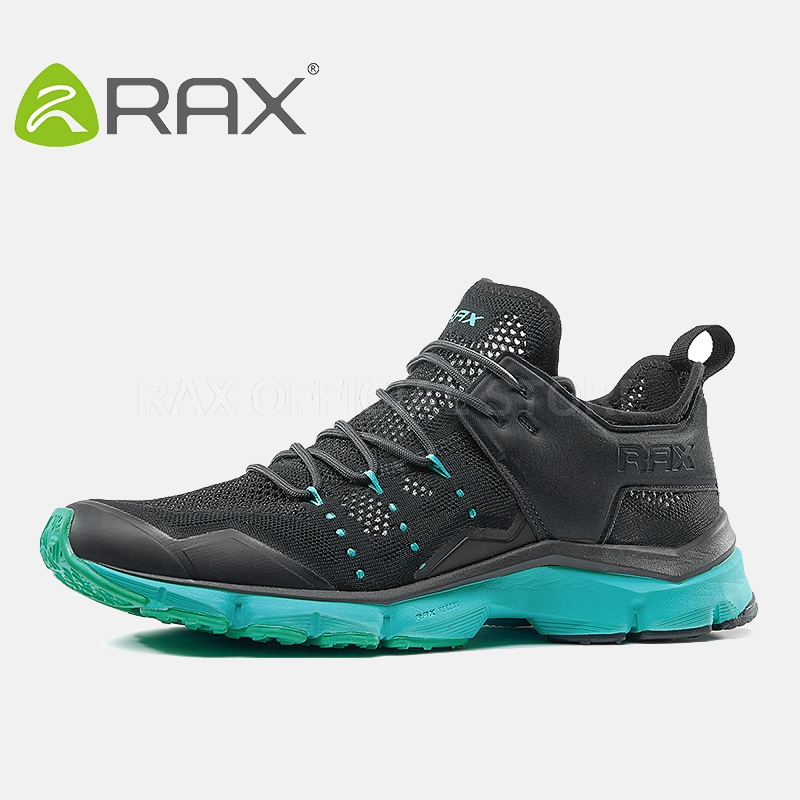 Rax Sport Shoes Men Breathable Running Shoes Mens Sneakers Running Shoes For Men Outdoor Sports Zapatillas Deportivas Mujer bmai mens running shoes mesh breathable anti slip outdoor sport sneakers stability shoes zapatillas deportivas hombre for men