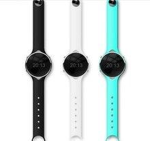 2016 neueste Smart Uhr OLED Runden Bildschirm Leben Wasserdicht Sport smartWatch Für apple huawei Android IOS Telefone