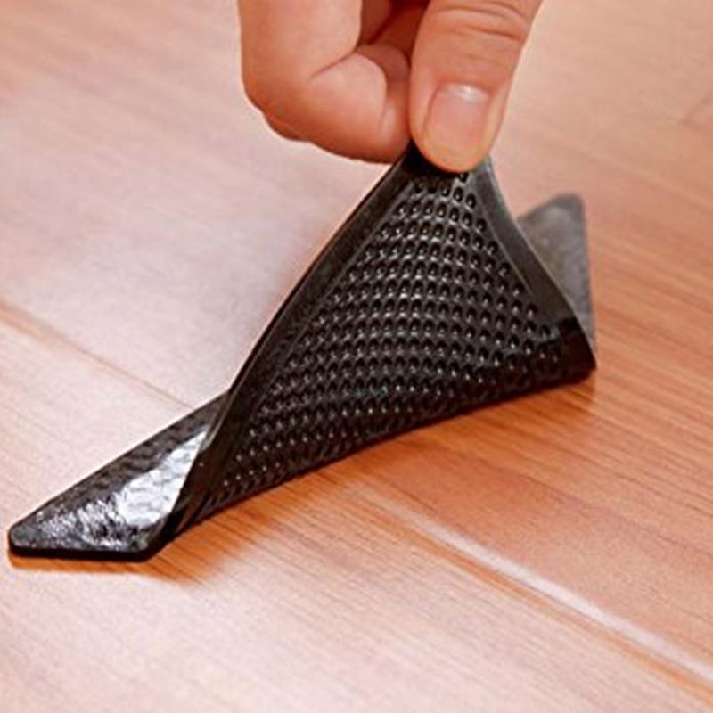Hot Sale 4 Ruggies Rug Carpet Mat Grippers Non Slip Skid