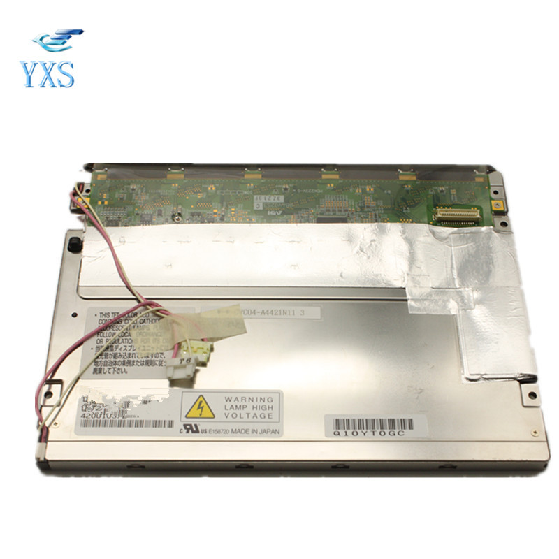 DHL Free AA084VF01 Display Panel dhl ems 1pc uling d200m series frequency display panel 08 op 130a a2