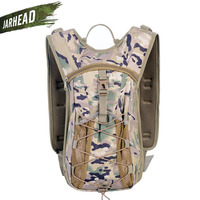 3l Tactical Hydration Backpack Military Outdoor Camping Hiking Knapsack Combat Tactical Military Fan Camouflage Water Bags
