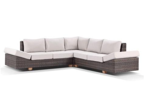 2017 Meubles En Rotin Pas Cher Salon Suite Moderne Sofa Sectionnel