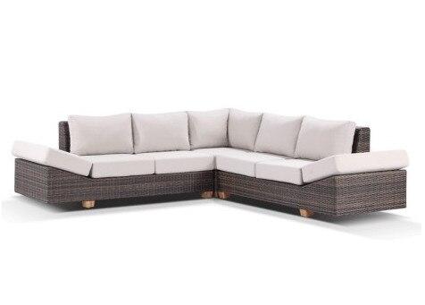 2017 rattan möbel billig lounge suite moderne schnittsofa in 2017 ...