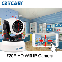 Vstarcam C7824 HD 720P Wireless IP Camera Wifi Onvif 2 0 Security CCTV Camera Indoor Pan